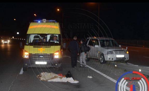 ВоВладивостоке Сузуки сбил 73-летнюю старушку