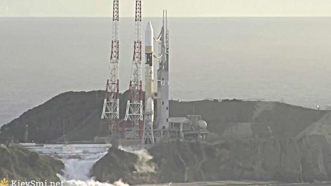 Япония запустила четвертый спутник для собственной системы GPS