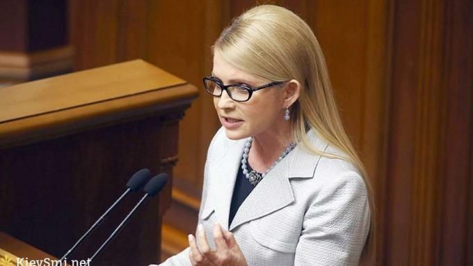 Юлия Тимошенко: «Ябуду баллотироваться впрезиденты»
