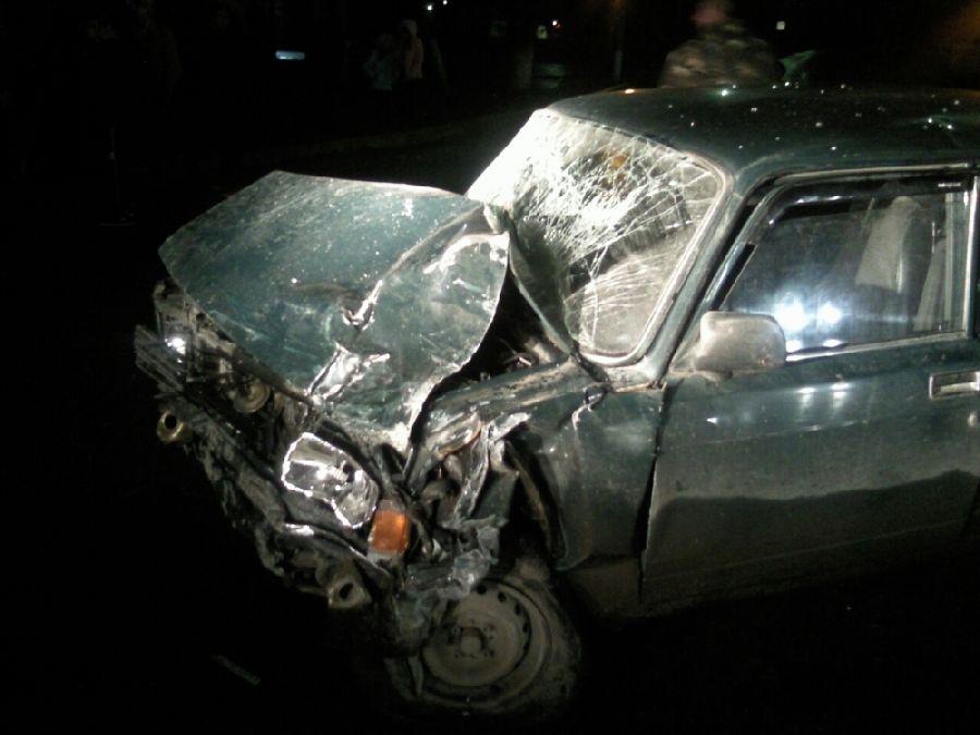 В Кондрове столкнулись два «ВАЗа»