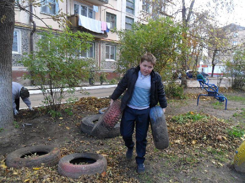 В Калуге началась массовая приемка дворов после благоустройства