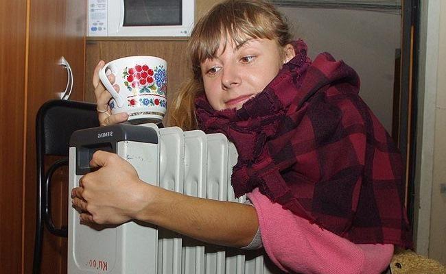 Жители 65 домов Калуги пока согреваются чаем