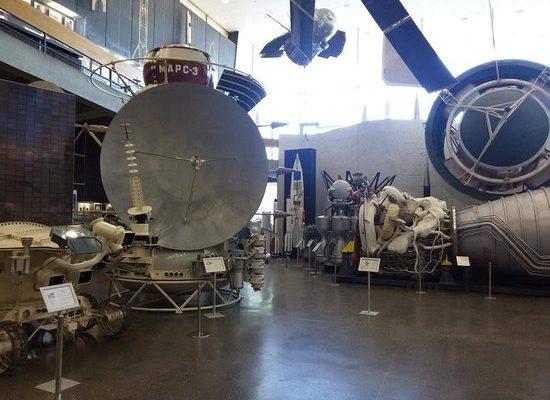 К 50-летию музея истории космонавтики выпустили уникальные конверты и открытки
