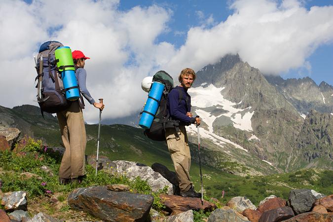 Увлекательные горные путешествия