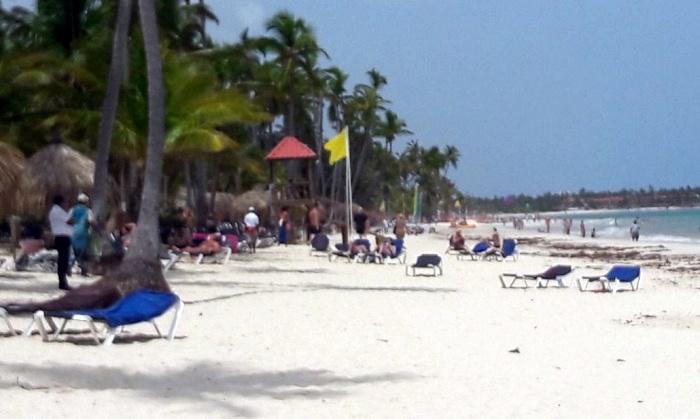 Доминикану стихия обошла стороной