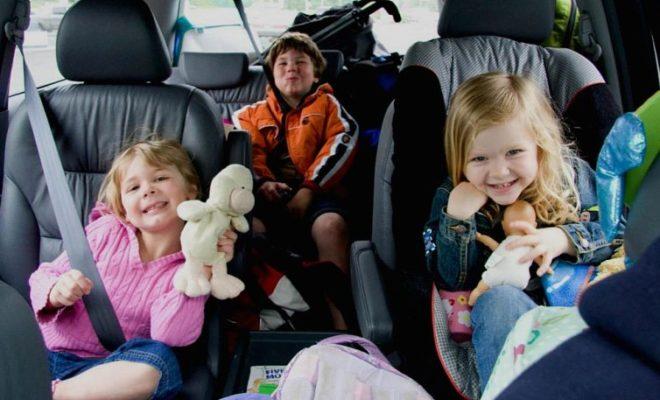74 калужанина попались на нарушениях перевозки детей в авто