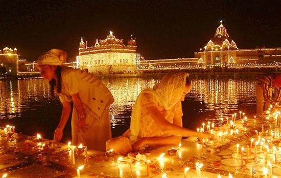 Индия празднует Дивали — фестиваль огней
