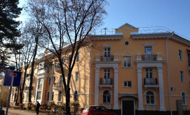 В Обнинске из капремонта вышел еще один красавец-дом