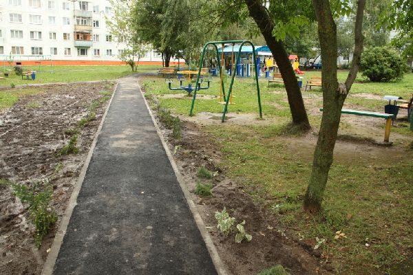 Программу формирования комфортной городской среды планируют выполнить до конца октября