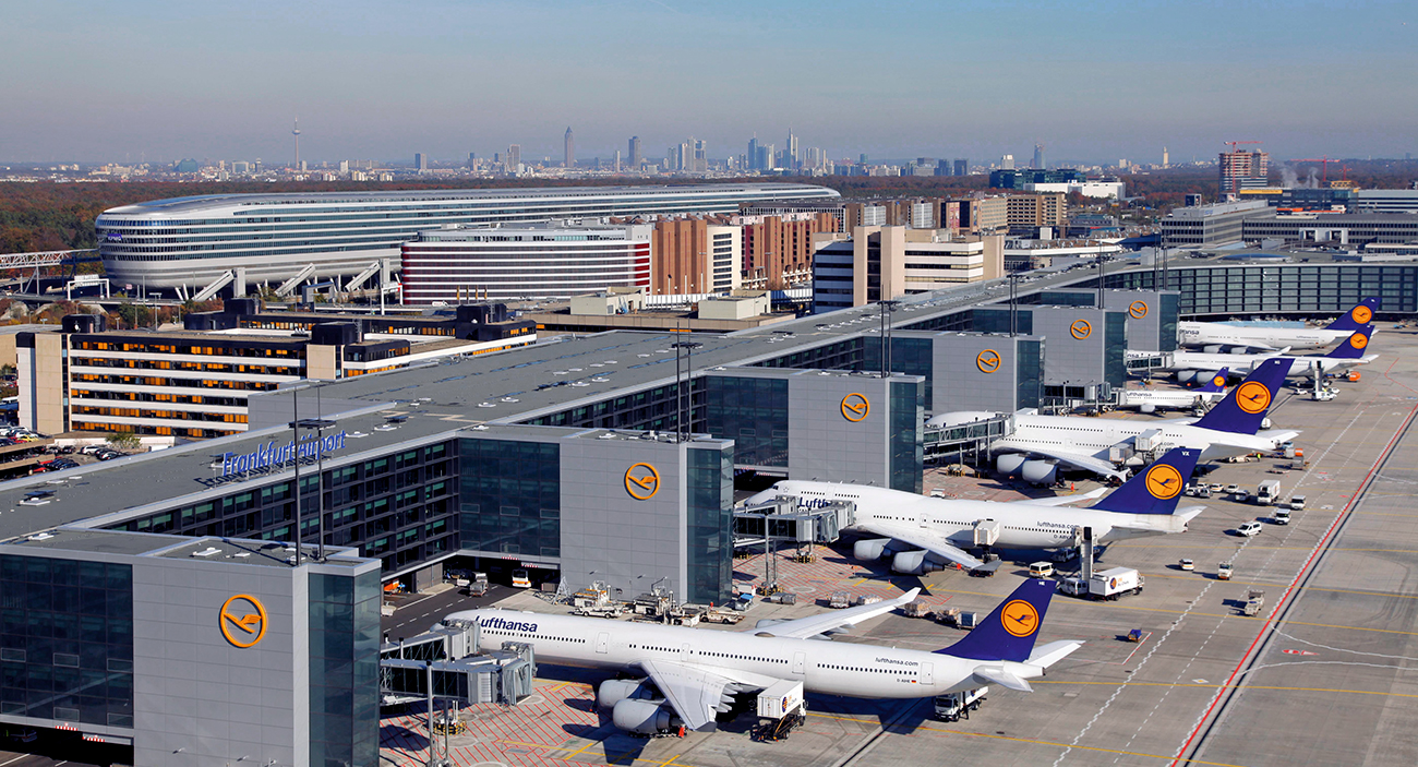 Более 47% аэропортов Европы убыточны