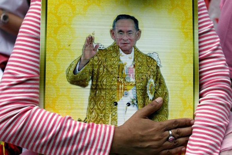 Кремация короля Таиланда: что будет закрыто?