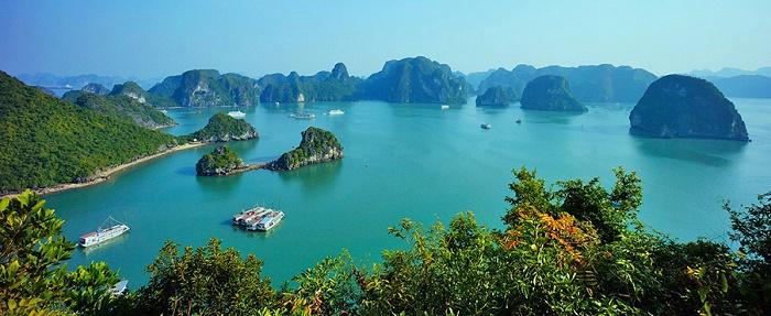Вьетнамская провинция Куанг Нинь выбивается влидеры