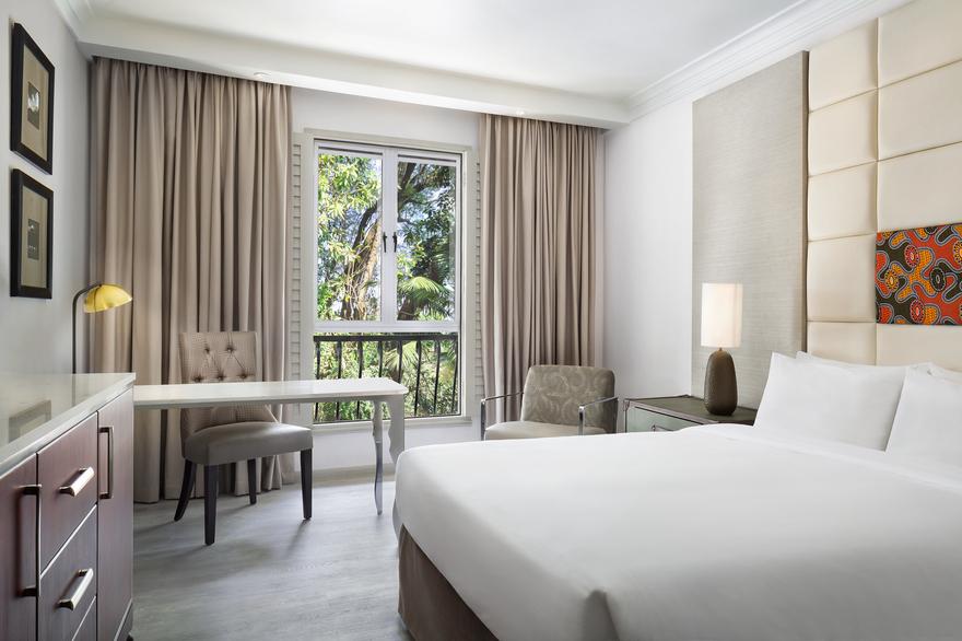 Marriott International открывает первый отель вТанзании