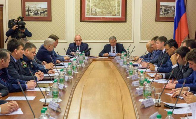 Анатолий Артамонов призвал глав администраций муниципалитетов и руководителей теплоснабжающих предприятий региона повысить безопасность объектов ТЭК
