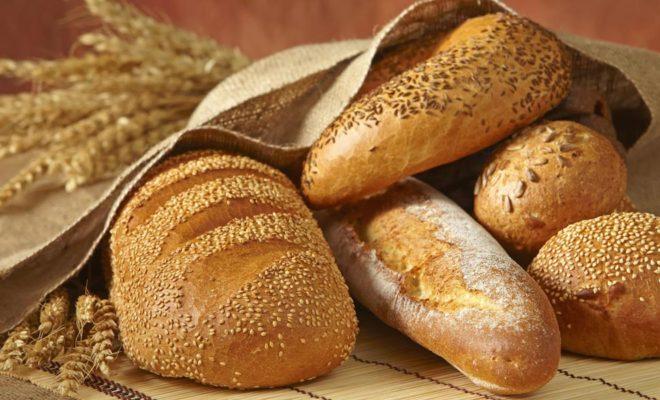 Липкий и тягучий хлеб может быть заражен грибком
