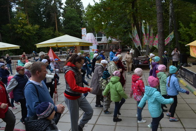 В Обнинске более двухсот человек отпраздновали День ходьбы