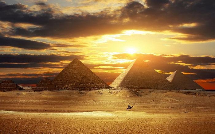 Оботкрытии Египта неможет быть иречи?