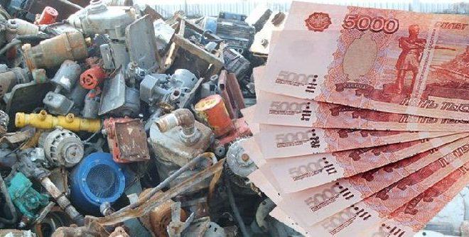 Трое подростков украли с пилорамы 200 кг металлолома
