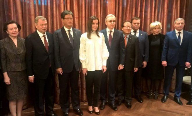 Анатолий Артамонов представил инвестиционный потенциал Калужской области южнокорейскому бизнесу