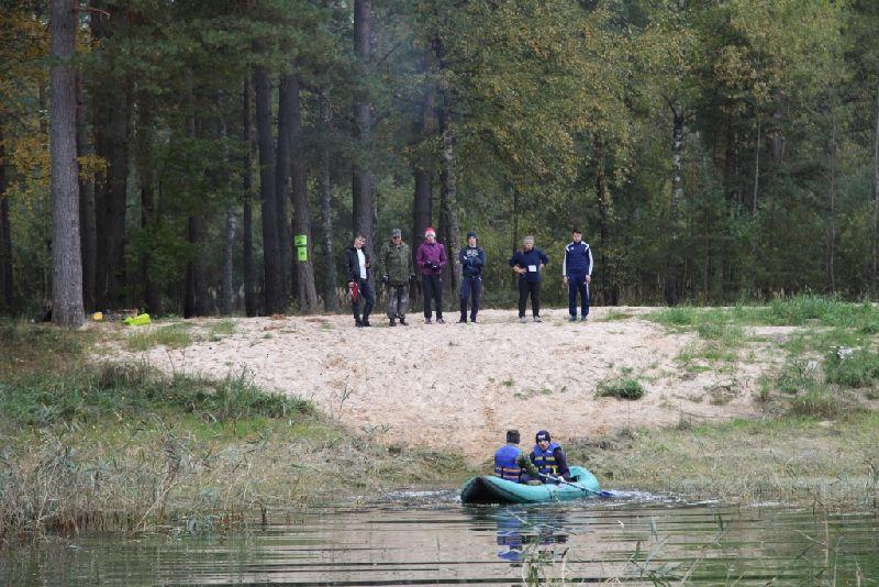Студенты не потерялись в лесу и отстреливались до последнего