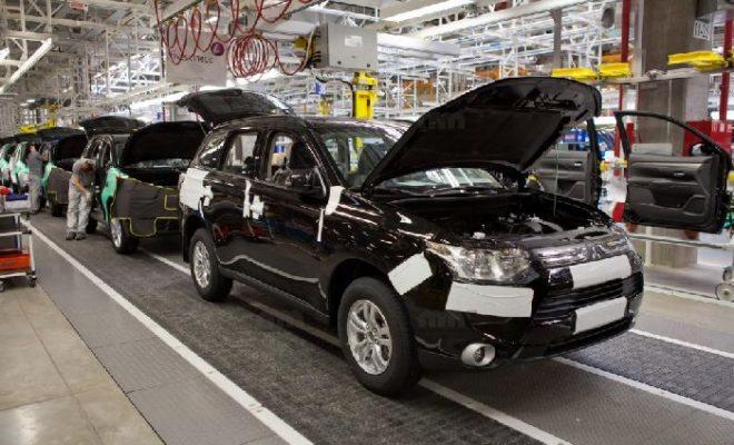В Калуге выпустили 100-тысячный автомобиль Mitsubishi