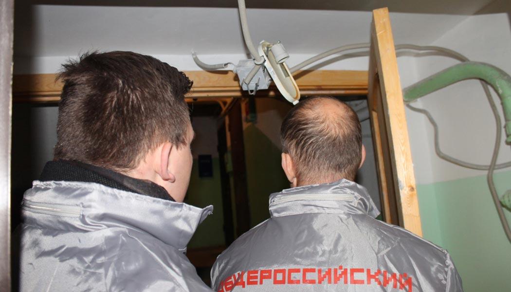 После капремонта домов жители жалуются на сырость и плесень в квартирах