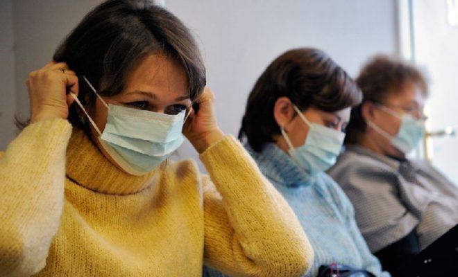 В Калуге более 3000 больных ОРВИ