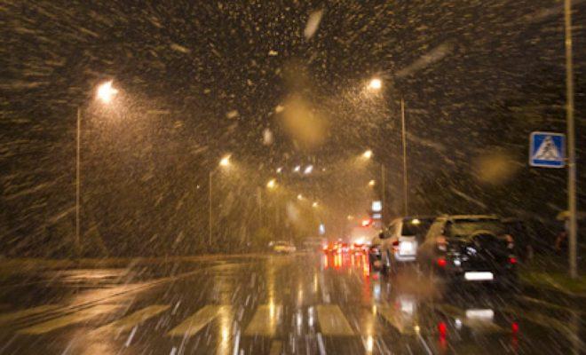 Особенно опасно будет на дорогах в ночь на 1 ноября