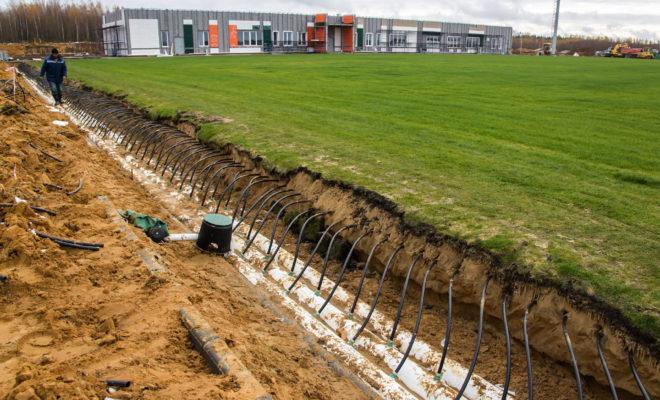 Тренировочные площадки к ЧМ в Калуге предстоит серьезно благоустроить