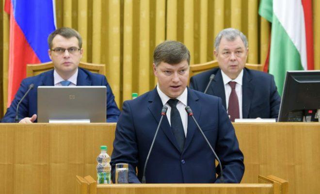 Правительство области одобрило проект региональной государственной программы «Формирование современной городской среды» до 2023 года