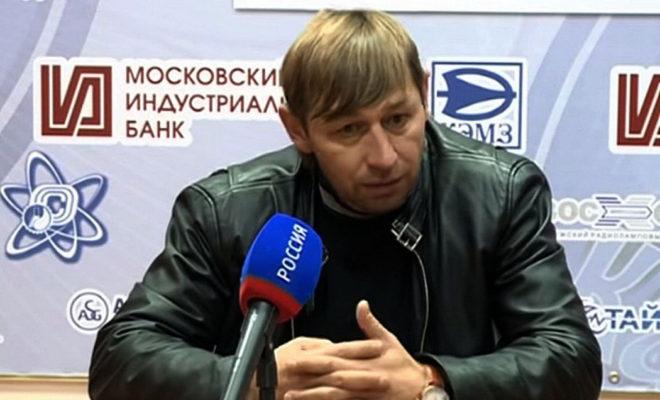 У «Калуги» – новый главный тренер