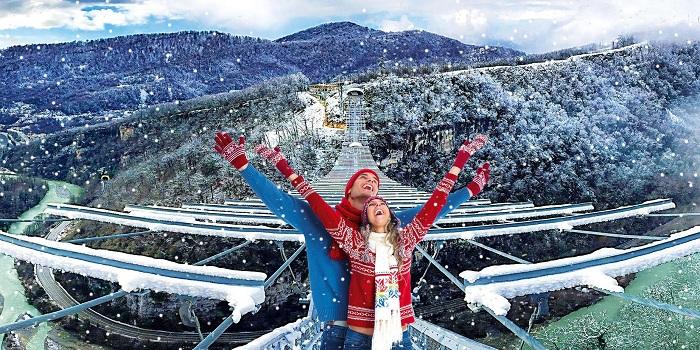 Зимний тур поСочи: семейные приключения