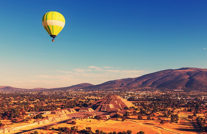 Мексика рядом: прямые перелеты отANEX Tour