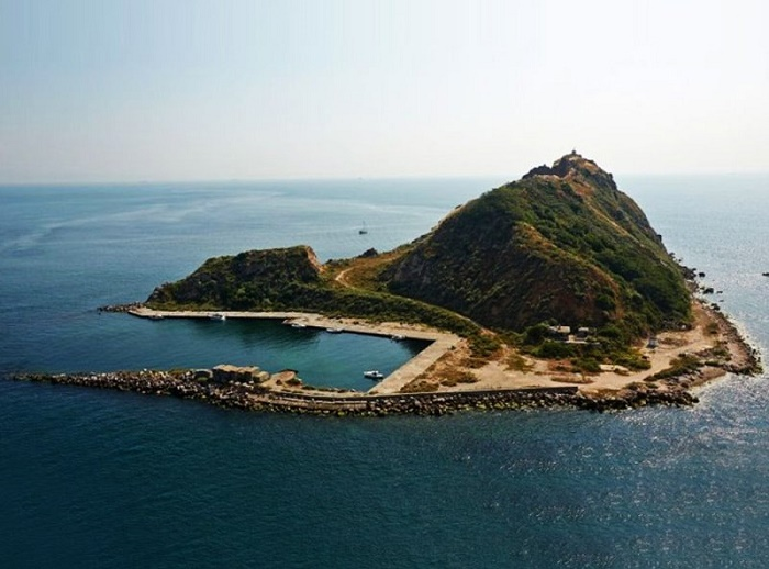 Остров Сивриада вТурции станет туристическим центром