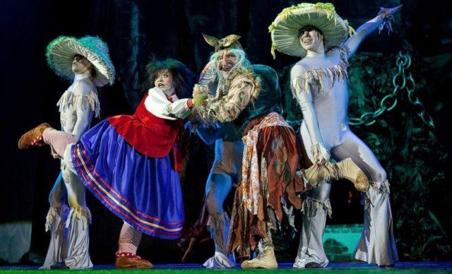 На четыре дня в Калуге объявляются театральные каникулы