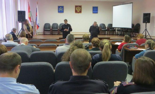 Полиция и общественность Обнинска вместе будут противостоять преступности