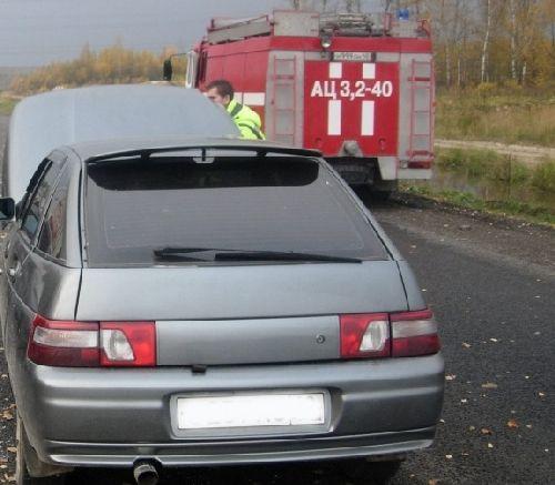 Под Калугой за полтора часа произошли две аварии