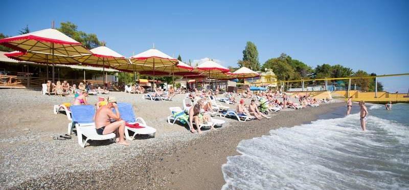 Организованный туризм вКрыму достиг 22,8%