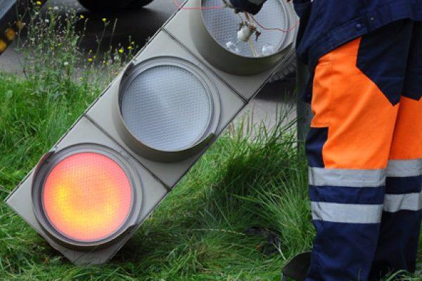 16 новых светофоров установят до 2020 года в Калуге