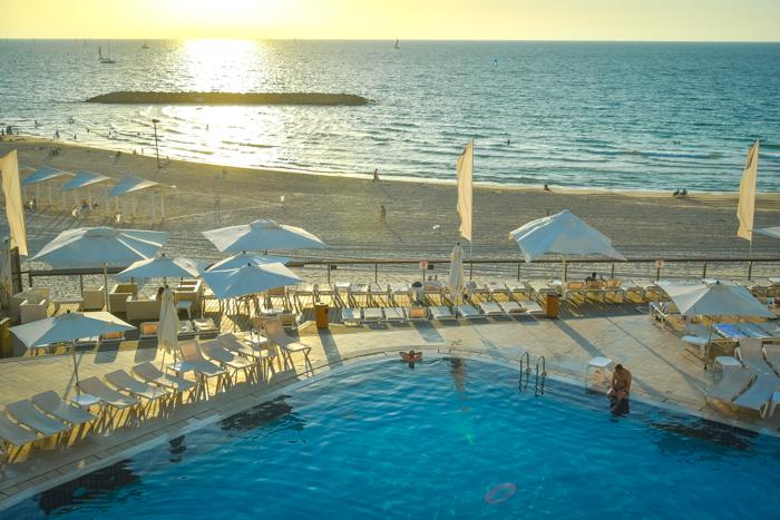 Израиль: идеальные отели для русских гостей