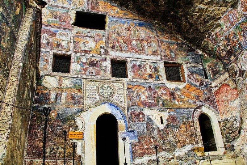 Монастырь Панагия Сумела откроет двери для туристов