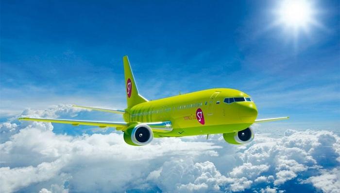 S7 открывает рейсы вДанию иШвецию