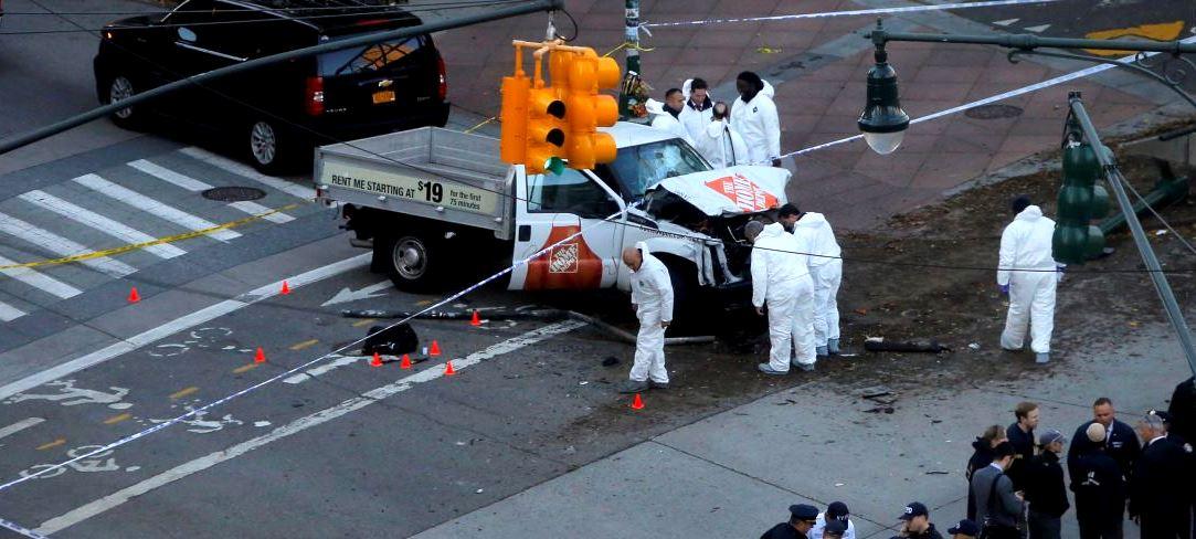 ВНью-Йорке совершен теракт: погибли 8 человек