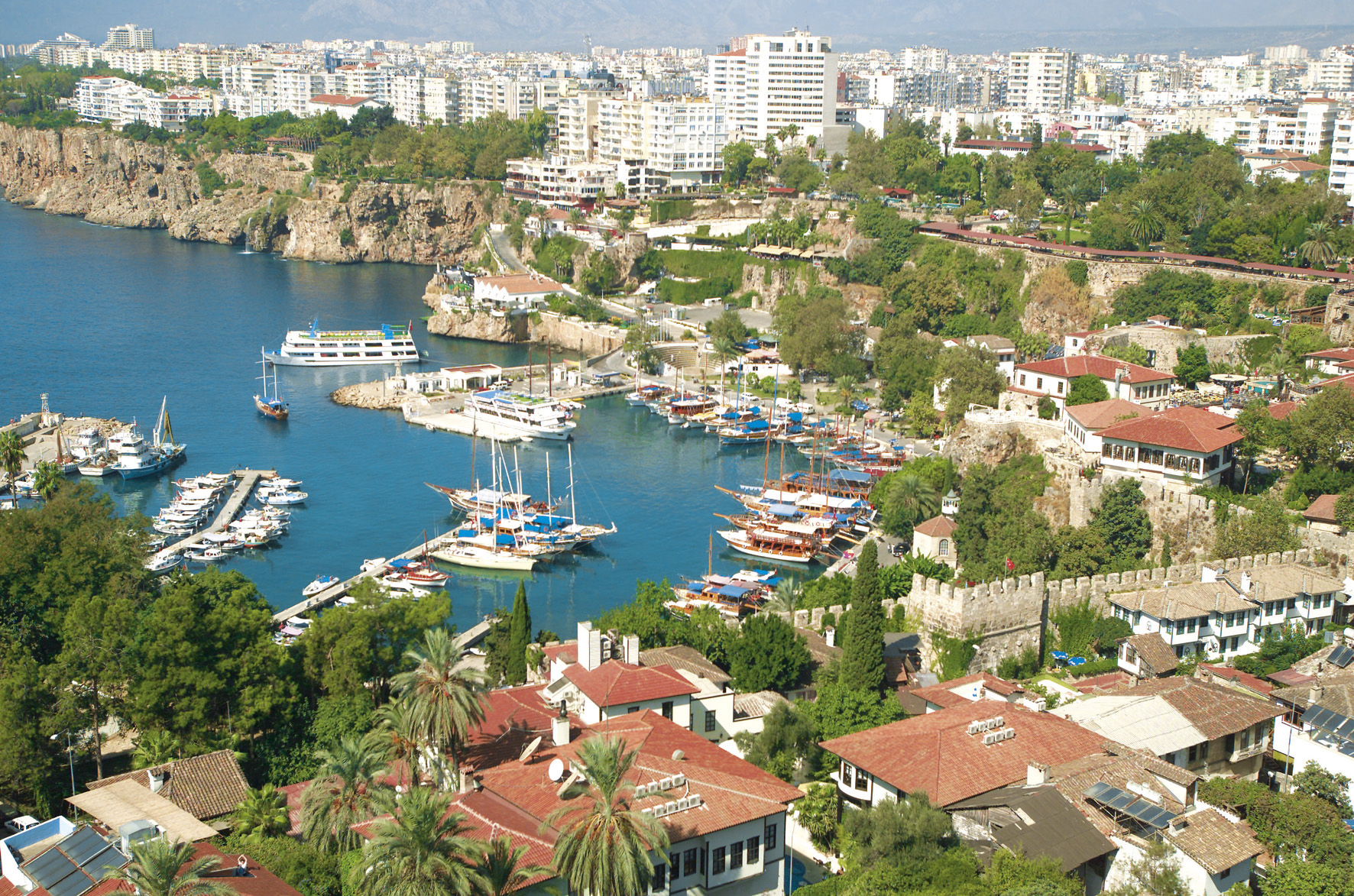 За9месяцев 2017 года Турция приняла 26млн. туристов