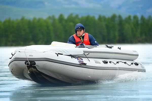 Профессиональный ремонт лодок ПВХ