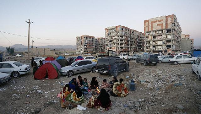 Израиль предложил помощь пострадавшим отземлетрясения вИраке иИране