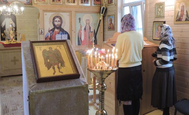 Церковный праздник отметили в Перемышльском районе