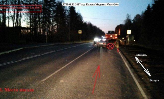 Легковушка и экскаватор не поделили дорогу в Дзержинском районе