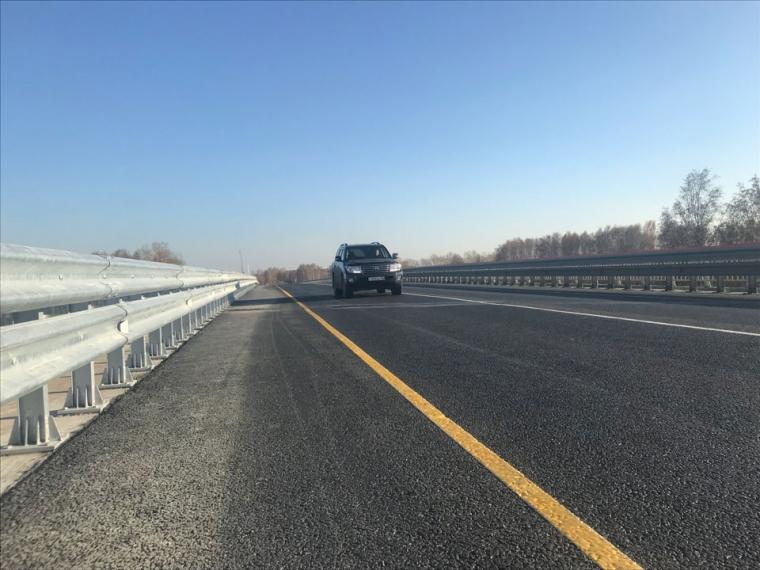 ВОмске запретят левый поворот на дорогу Р-254 «Иртыш»