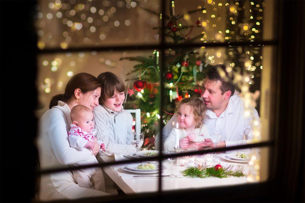 50% россиян встретят Новый Год дома